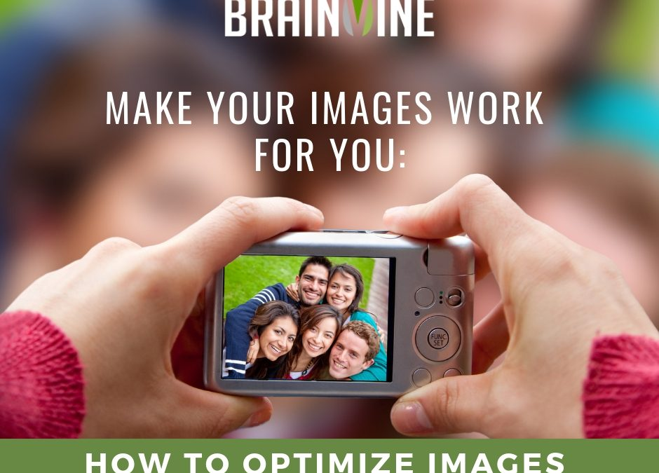 Make Your Images Work for You: How to Optimize Images for SEO