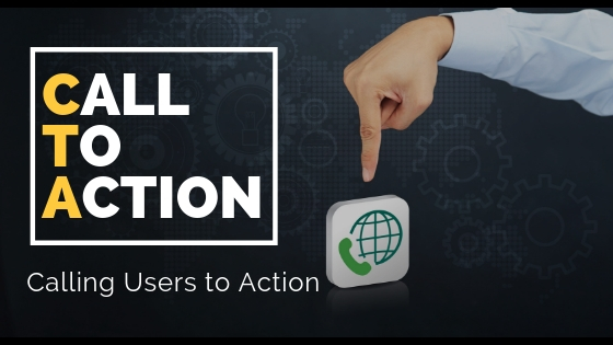 Click This Now! Calling Users to Action