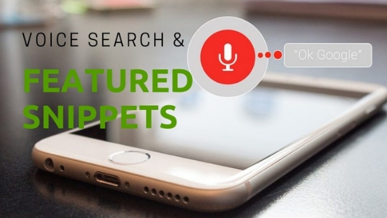 Voice Search and Featured Snippets