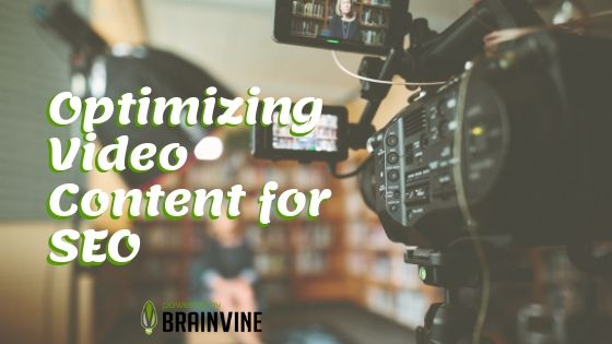 Optimizing Video Content for SEO